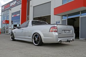HOLDEN UTE WITH 20 INCH STAR WHEELS  |  | HOLDEN