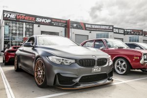 BMW M4 GTS FITTED WITH MICHELIN PILOT SPORT TYRES  |  | BMW