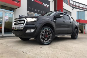 FORD RANGER WITH 20 INCH XD WHEELS  |  | FORD