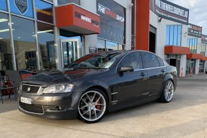 HOLDEN WITH 20 INCH IFG WHEELS  |  | HOLDEN