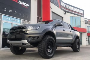 FORD RANGER WITH 20 INCH FUEL WHEELS  |  | FORD