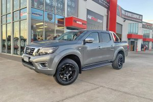 NISSAN PATROL WITH  CSA WHEELS  |  | NISSAN