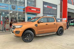 FORD RANGER WITH FUEL WHEELS  |  | FORD