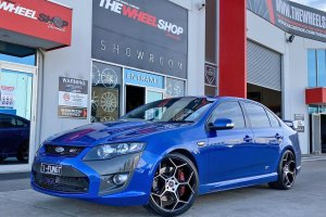 FORD FPV WITH 20 INCH   IFG WHEELS  |  | FORD